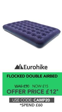 Double Airbed offer £12*