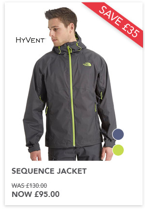 Sequence jacket now £95