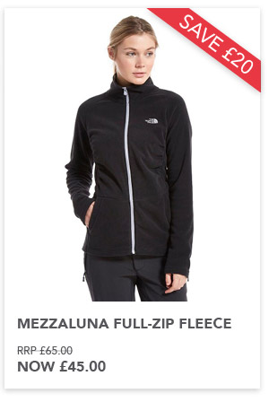 Mezzaluna fleece now £45