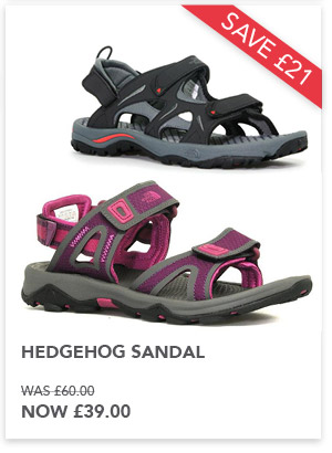 Hedgehog sandal now £39