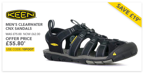 Clearwater CNX Sandals offer £55.80*
